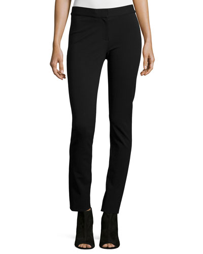 Hanne Mid-Rise Leggings  Black
