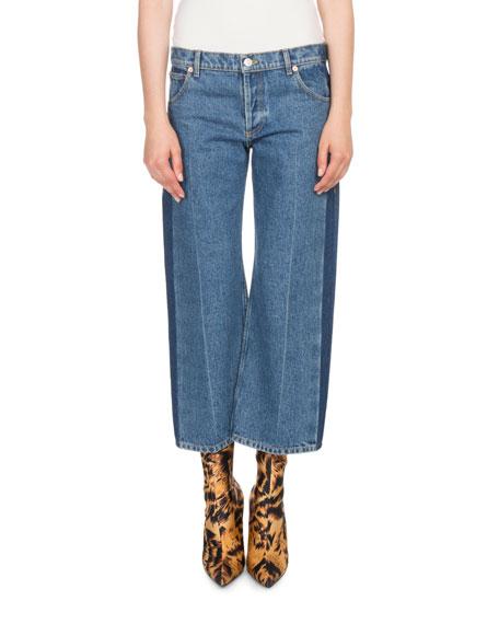 Denim Rockabilly Jeans