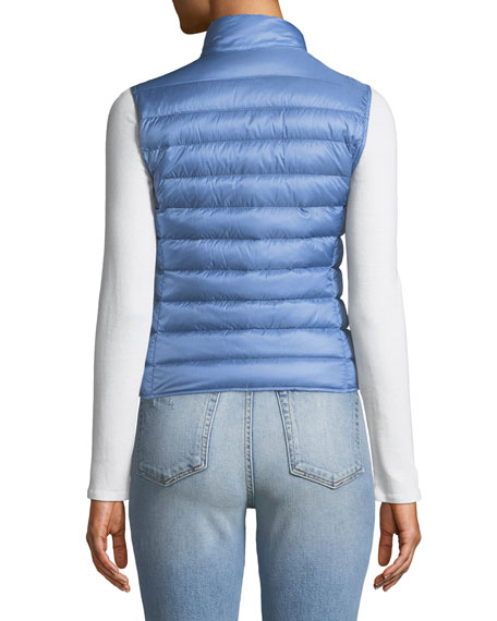 Liane Quilted Down Gilet