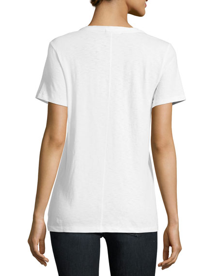 The Vee Basic T-Shirt