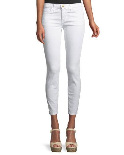 Stiletto Distressed Skinny Pants