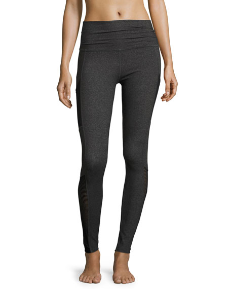 Beyond Yoga Mesh Behavior High-Waist Performance Leggings,