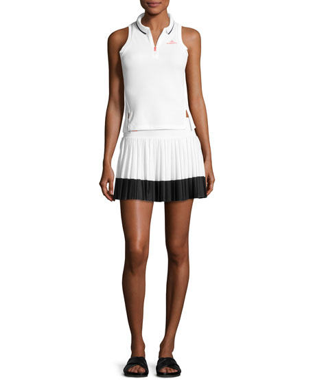 Adidas Da Tennis Stella Mccartney Dei Risultati Tennis Da Gonna, Bianco / Nero 277272