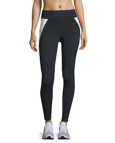 Riding Pant Mesh Performance Leggings