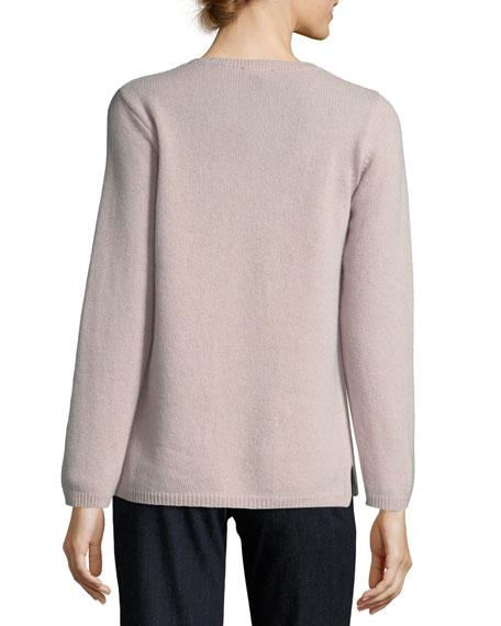 Blaze Knit Crewneck Sweater