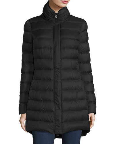 Sobchak Funnel-Neck Puffer Coat