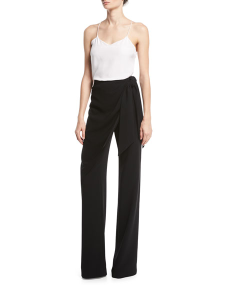 New Casablanca Skirted Trousers