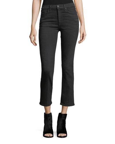Hana High-Rise Skinny Cropped Jeans