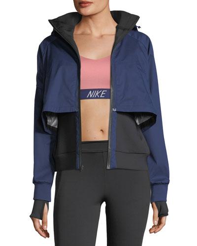 2-in-1 Zip-Front Jacket
