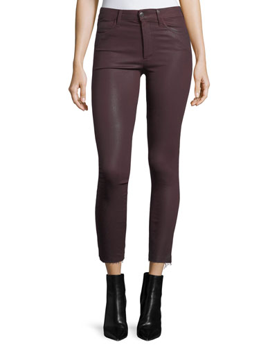 The Charlie Ankle Liquid Coated Pants