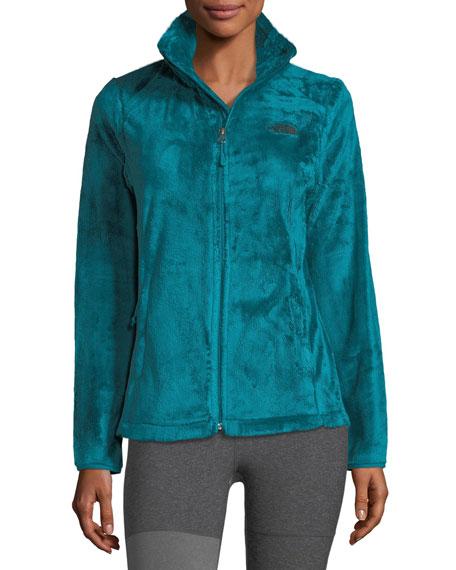 Osito Zip-Front Fleece Performance Jacket, Blue