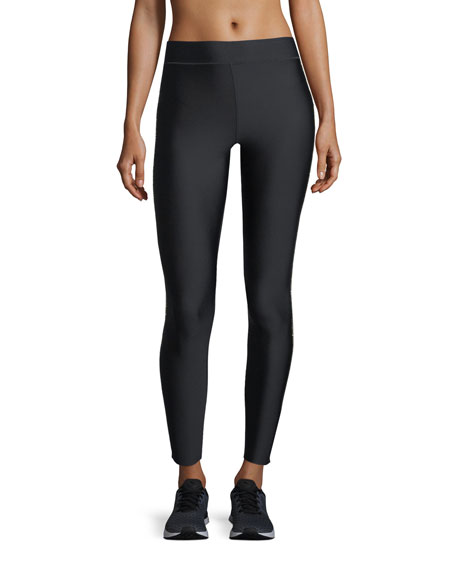 Ultracor  ULTRA-FIT FULL-LENGTH LEGGINGS WITH CRYSTALLINE TRIM