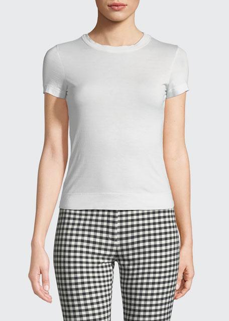 Apex Crewneck Short-Sleeve Tiny Tee