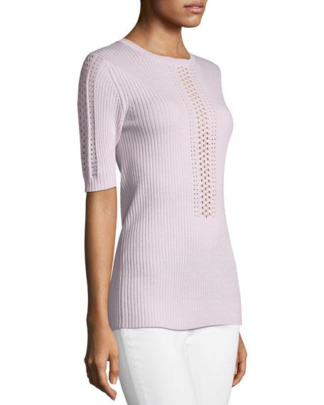 Karsten Half-Sleeve Sweater