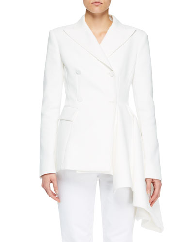 Asymmetric Formal Jacket