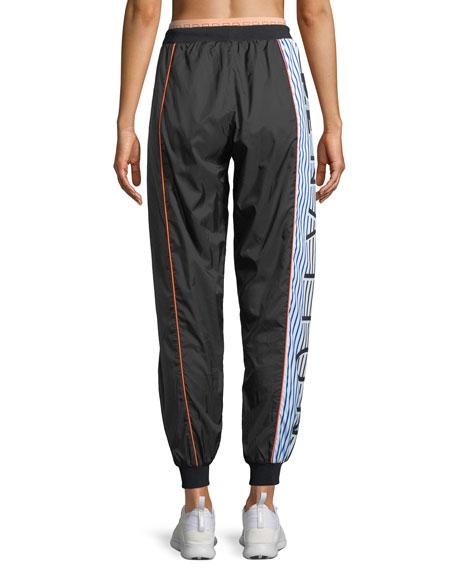 Cammo Drawstring Track Pants