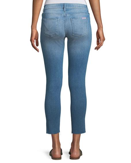 Tally Mid-Rise Skinny-Leg Crop Jeans