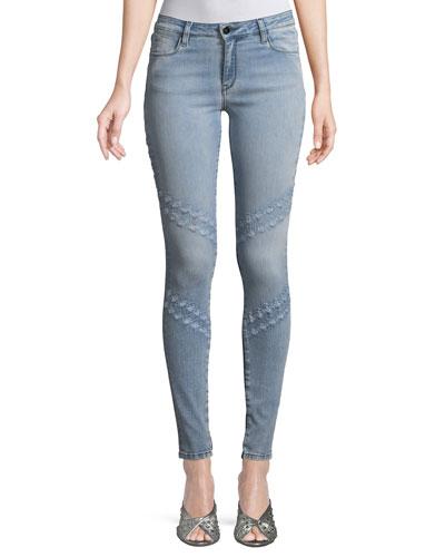 Beehive Skinny Jeans