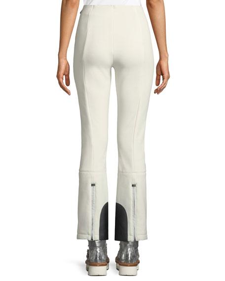 Skinny-Fit Stretch Ski Pants