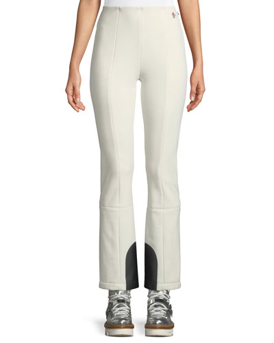 Skinny-Fit Stretch Ski Pants
