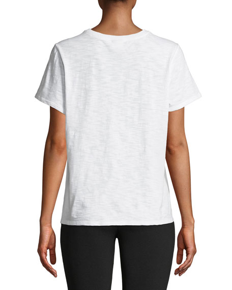 Tours Les Jours I Love Everyone Short-Sleeve Graphic Tee