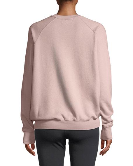 Varsity Classic Graphic Crewneck Sweatshirt
