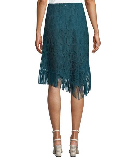 Gin Mill Fringe Skirt