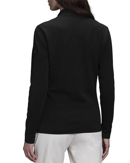 WindBridge Full-Zip Sweater