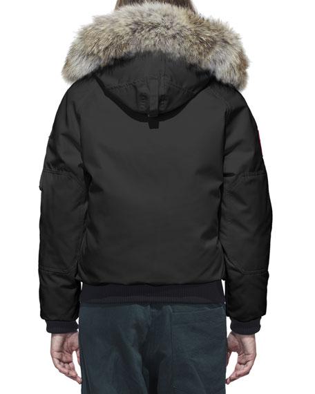 Chilliwack Down Bomber Jacket w/ Fur Hood