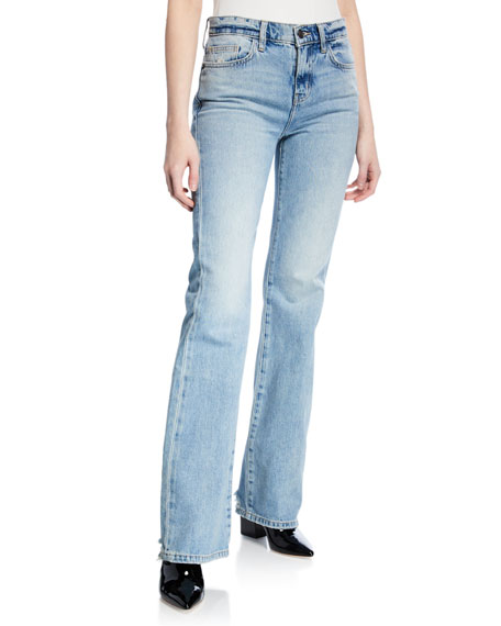 Image 1 of 1: The Jarvis Flared Jeans