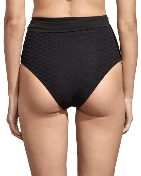 Sabine Sash-Tie Bikini Bottom