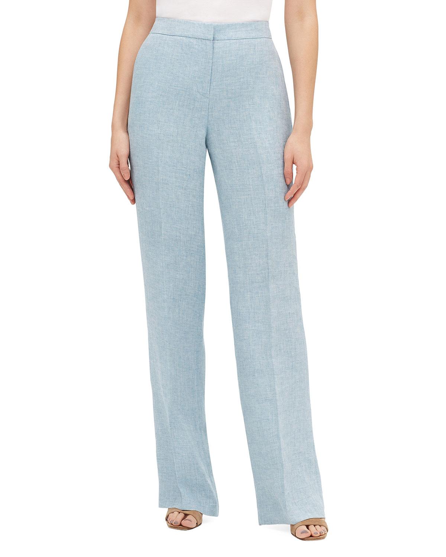 hot-selling cheap super popular how to buy Dalton Bravado Italian Linen Full-Leg Pants