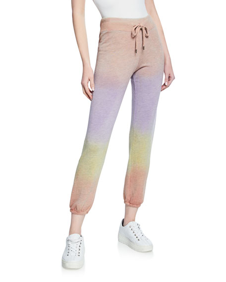 Sundry Pants OMBRE DRAWSTRING SWEATPANTS