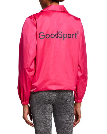 GoodSport Satin Warm-Up Jacket
