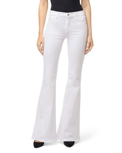 Valentina High-Rise Flare Jeans