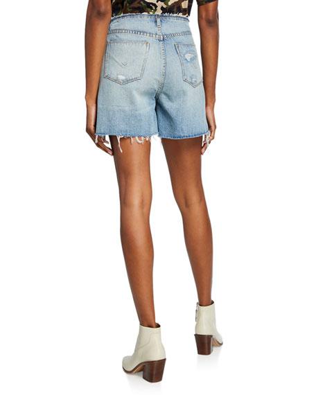 Sloane Frayed Cutoff Shorts