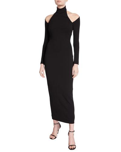 Grayson Halter Midi Dress
