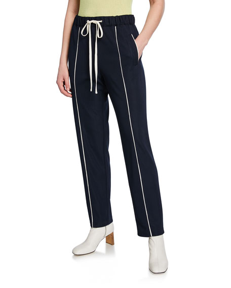 Stratten Drawstring Ankle Pants