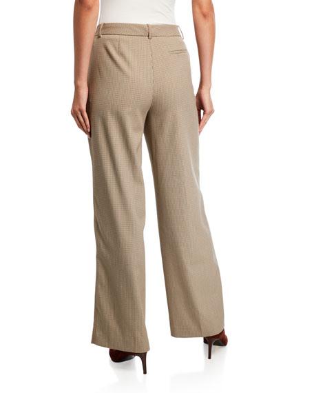 Winthrop Micro Check Pants