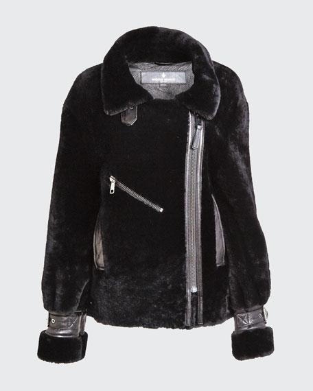 Greenwich Fox Fur Reversible Coat