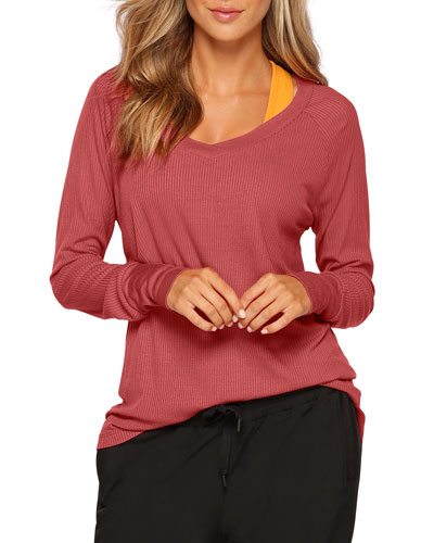 Harmony Long-Sleeve Top