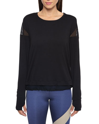 Pasto Long-Sleeve Top