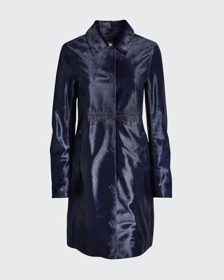 Karla Calf Hair Coat