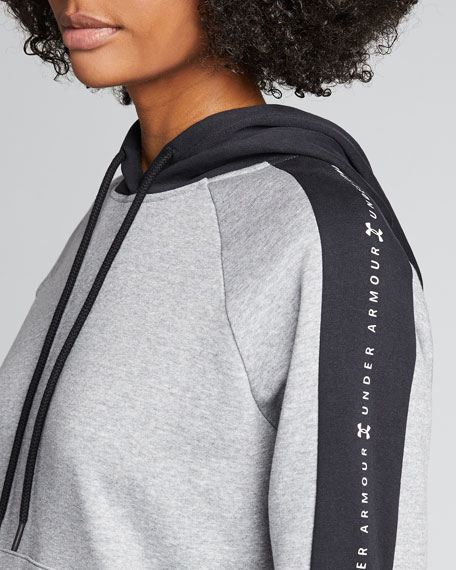 Rival Fleece Graphic Pullover Hoodie