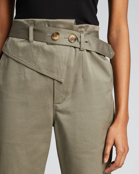 Kennedy Belted Cargo Pants