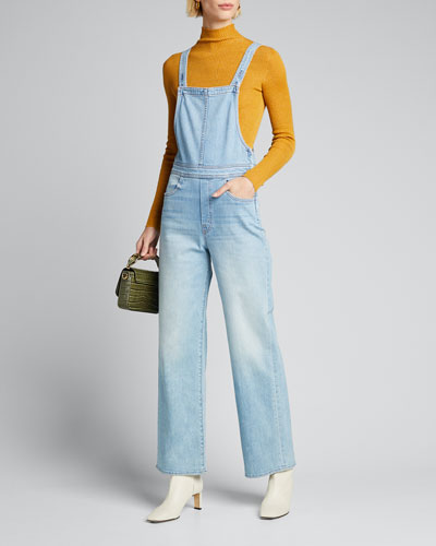 The Greaser Ankle Overalls