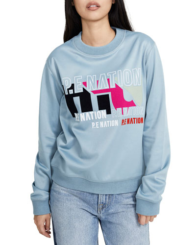 Flex It Logo Sweatshirt