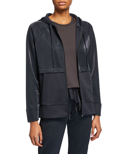 Synthetic Fleece Mirage Full-Zip Jacket