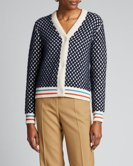 The Dylan Button-Front Sweater