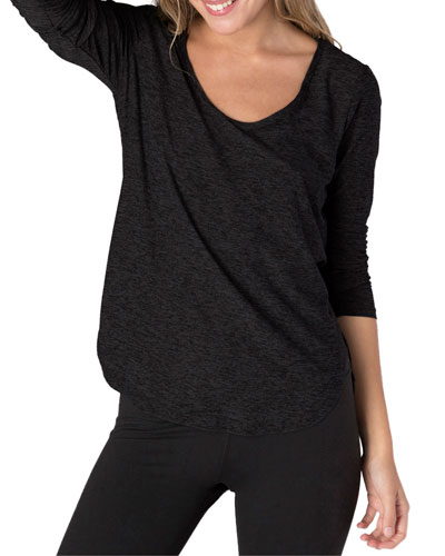 Cut And Run Pullover